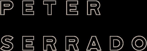 Peter Serrado Logo